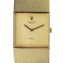 Rolex Cellini King Midas 18kt Gelbgold Handaufzug Armband 18kt...