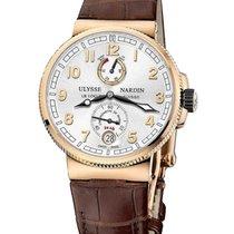 Ulysse Nardin 1186-126/61 Marine Chronometer 43mm in Rose Gold...