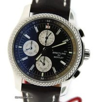 Breitling Bentley Mark VI Complication 19 Platinum Bezel