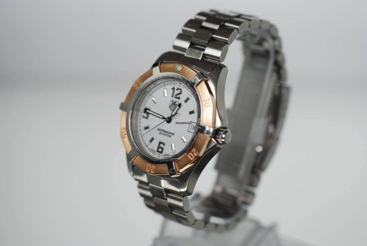 TAG Heuer Professional 200 Meters TEW for £514 for sale ...