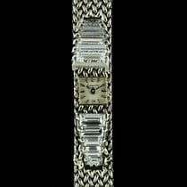 Blancpain Retailed By Kutchinsky 18k White Gold Diamond Set...