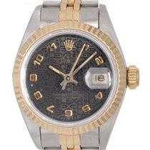 Rolex Ladies Rolex Datejust Watch 69173 with Jubilee Dial