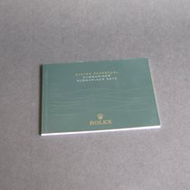 Rolex Submariner Booklet
