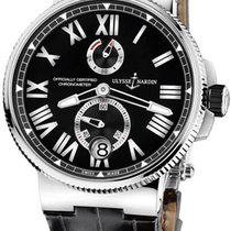 Ulysse Nardin Marine Chronometer Manufacture 45mm 1183-122/42