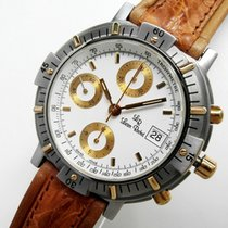 Lucien Rochat Air Royal Chronograph steel/18k Gold