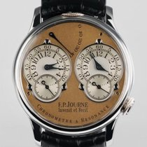 F.P.Journe Chronometre a Resonance Platinum New