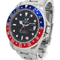 Rolex Oyster Perpetual Date GMT-Master 16700, Pepsi, With Paper