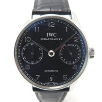 IWC Portugaise IW5001-09 Full set from January 2017 like new