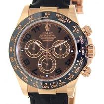 Rolex Daytona Chocolate 116515ln Rose Gold, 40mm
