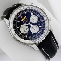 Breitling Navitimer 01 Chrono 46mm ab012721/bd09-1cd Black Dial