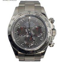勞力士 (Rolex) Cosmograph Daytona 116509 White Gold Grey Dial