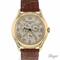 Patek Philippe Annual Calendar Yellow Gold  5035J