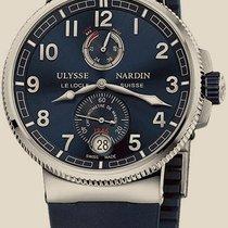 Ulysse Nardin Marine Chronometer Manufacture 43