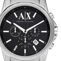 Armani Exchange AX2084 Outerbanks Chronograph 45mm 5ATM