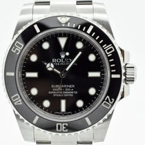 Rolex Submariner (No Date) 114060LN