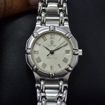 Concord SARATOGA SILVER DIAL WITH DATE ST. STEEL SWISS QUARTZ...