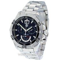 豪雅 (TAG Heuer) Aquaracer Grande Date Chronograph