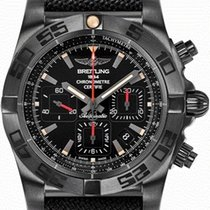 "Breitling CHRONOMAT 44 ""Blacksteel"""