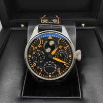 "IWC Big Pilot Perpetual Calendar ""Orange Fanta""..."
