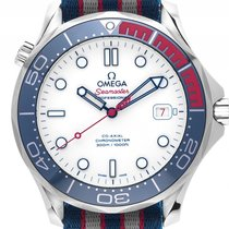 Omega Seamaster Diver 300m Co-Axial Commander´s Watch James...