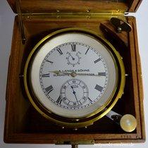 A. Lange & Söhne Glashütte Marine-Schiffschronometer, Nr....