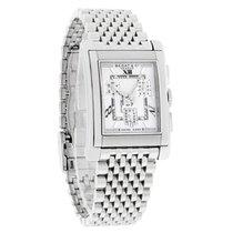 Bedat & Co No.7 Chronopocket Mens White Dial Swiss Dress...
