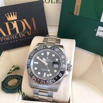 Ρολεξ (Rolex) GMT MASTER II 116710LN neuve à partir de...