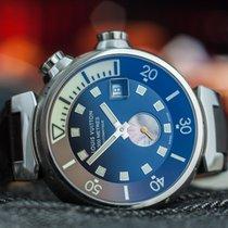 Louis Vuitton Tambour Diving 300m Automatic Date