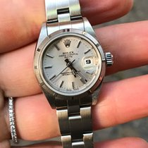 Rolex Date zaffiro (Datejust) steel 26 Lady full set