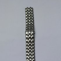 Stainless Steel Watchstrap  Length: 17 cm Width: 18 mm
