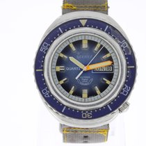 Squale 100 Atmos Saphir 2002 Vintage Diver's Watch