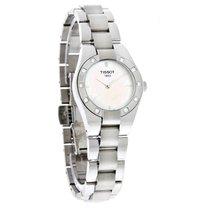 Tissot Glam Sport Ladies Diamond MOP Swiss Watch T043.010.61.1...