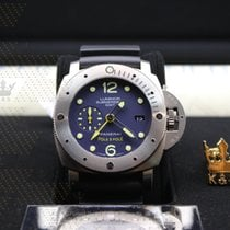 Panerai Pam00719  LUMINOR SUBMERSIBLE 1950  GMT   limited(500...