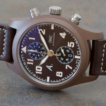 IWC Fliegeruhr Chronograph The Last Flight, Limited edition,