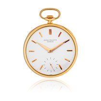 Patek Philippe , OPEN FACE POCKET WATCH, REF. 652/1
