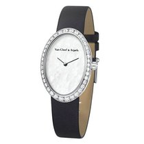 Van Cleef & Arpels VCARM96200 Timeless Watch Womens Oval...