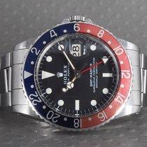 Rolex GMT-Master - 1972 Mk2 dial