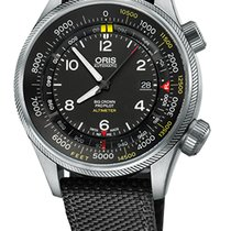 Oris Big Crown ProPilot Altimeter with Feet Scale