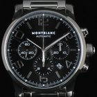 Montblanc Timewalker Chronograph Steel Automatic 2015 Like New
