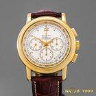 Zenith El Primero Chronometre 18K GOLD Chronograph BOX