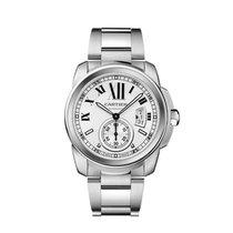 Cartier Calibre de Cartier Silver Dial