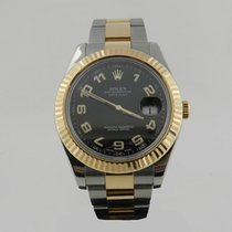 Rolex DATE JUST 2STEEL & GOLD 41mm