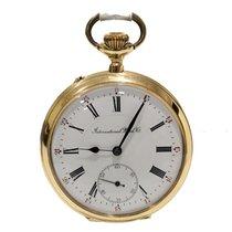 IWC Pocket Watch Gold 18Kt 50mm