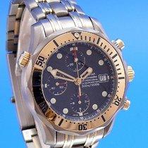 오메가 (Omega) Seamaster Diver 300 Chronograph Titan