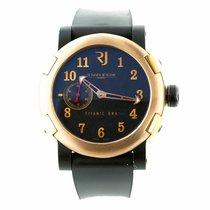 Romain Jerome Mens Romain Jerome Titanic Dna 18k Rose Gold Watch