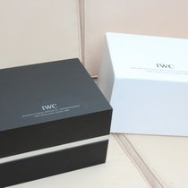 IWC complete watch box