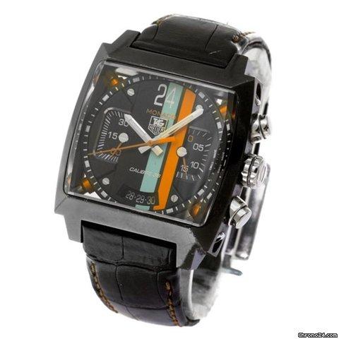 смотрите бренды, tag heuer monaco 24 calibre 36 chronograph mens watch аппетитные