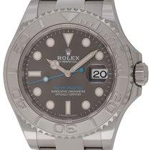 Rolex : Yacht-Master :  116622 :  Stainless Steel : dark...