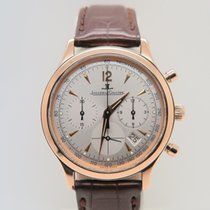 Jaeger-LeCoultre Master Control Chronograph Rose Gold