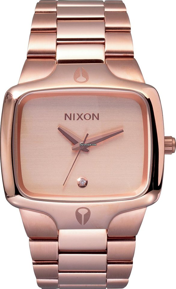 Nixon Design A140 Player Highlight 897 Herrenarmbanduhr bgYf67y